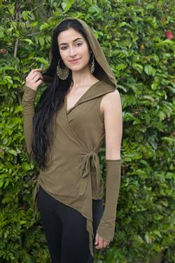 Elfin Sleeveless Vest